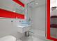 Интерьер маленькой ванной комнаты 22