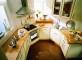 Интерьер маленькой кухни (фото) 1