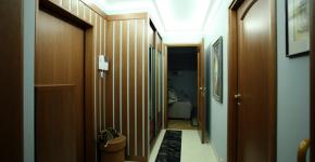Интерьер прихожей в квартире 20