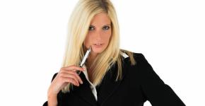 Стиль деловой женщины (фото)
