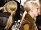 Быстрые прически на средние волосы 9