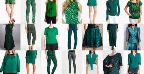изумрудно-зеленый 4