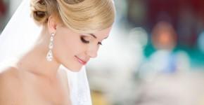 Свадебный макияж для голубых глаз 5