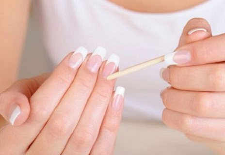 снять нарощенные ногти в домашних условиях 6