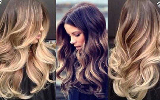 Брондирование красить волосы