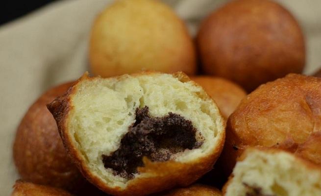 фото пончики рецепт классический +пончики классические рецепт с фото 39