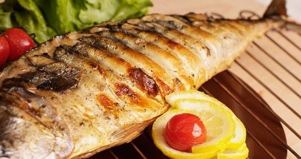 Рецепт скумбрии запеченной в духовке пошагово с
