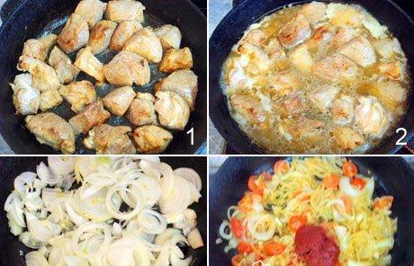 foto azu po tatarski recept 1