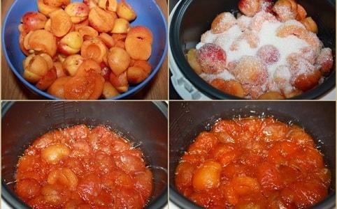 foto varene iz abrikosov dolkami 2