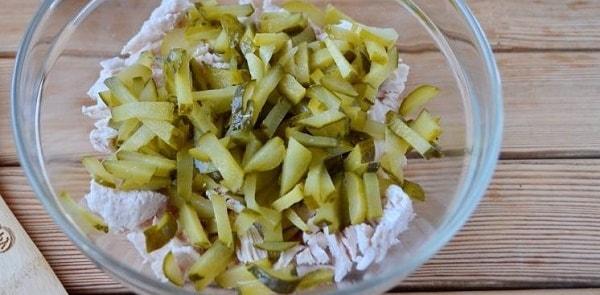 салат обжорка рецепт с фото пошаговый рецепт с фото