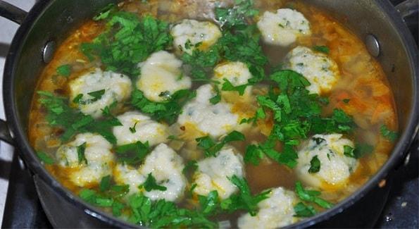 foto sup s kleckami recept 6