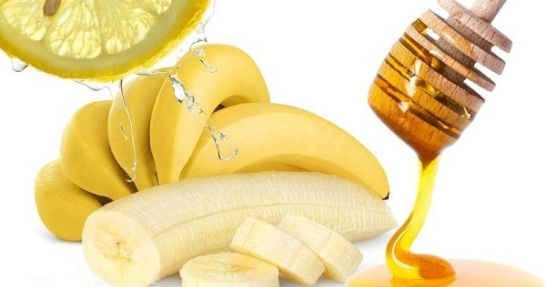 foto maska iz banana dlja lica 1