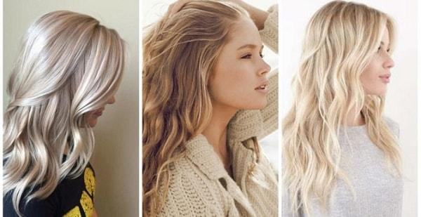 поменять цвет волос
