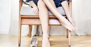 как растянуть обувь 10