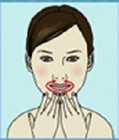 Профилактика морщин в области рта