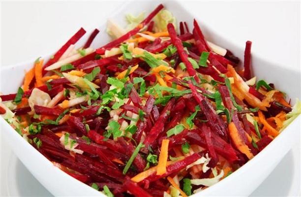 Салат для похудения щетка 8