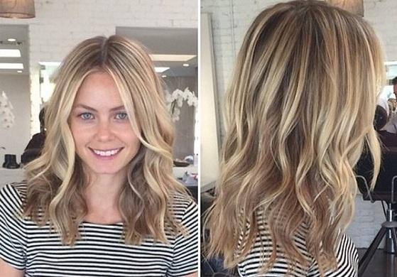 фото брондирование волос +брондирование волос фото 26