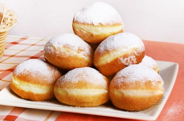 фото пончики рецепт классический +пончики классические рецепт с фото 33