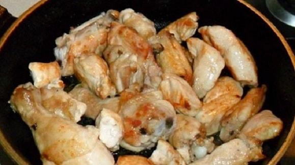 фото чахохбили рецепт +чахохбили из курицы рецепт 6