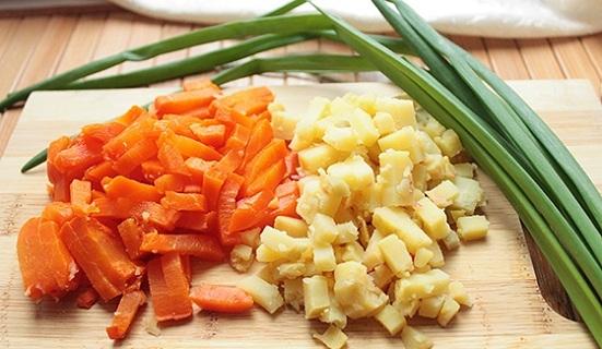 foto vinegret recept 14