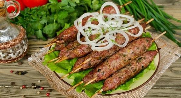 foto ljulja kebab recept 3