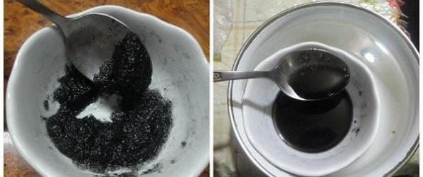 foto maska iz zhelatina i uglja 9