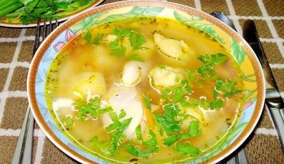 foto sup s kleckami recept 7