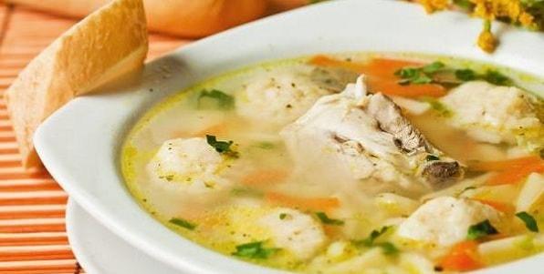 foto sup s kleckami recept