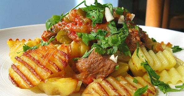 foto azu po tatarski recept 10