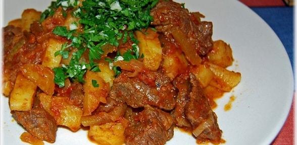 foto azu po tatarski recept 6