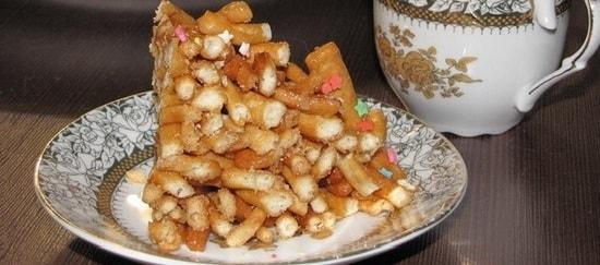 foto chak chak recept 2