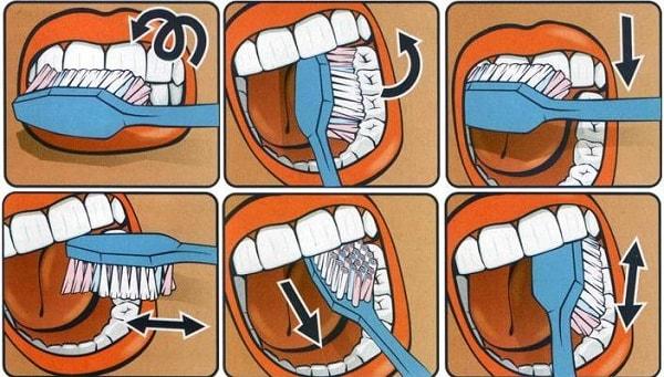 foto kak pravil'no chistit zuby 5