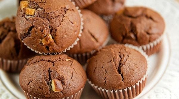 Маффины для ленивых хозяек: 8 самых простых рецептов за 20 минут (Пошагово фото). Новости Днепра