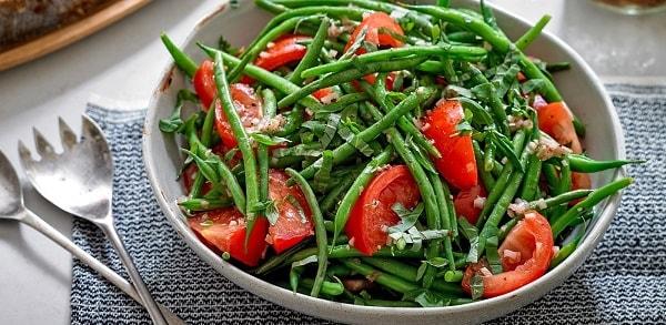 foto salat struchkovaja fasol