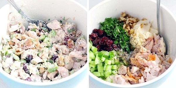 foto salat s kuricej 16