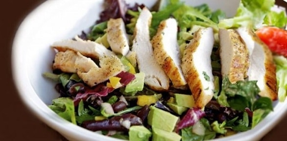 foto salat s kuricej 5