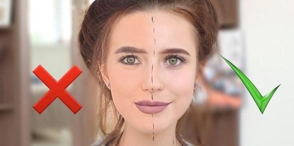 12 ошибок в макияже которые вас старят