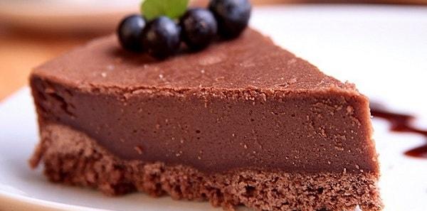 foto shokoladnyj chizkejk bez vypechki