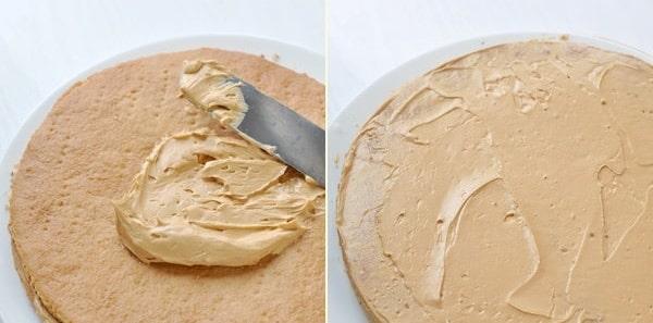 foto tort medovik recept 2