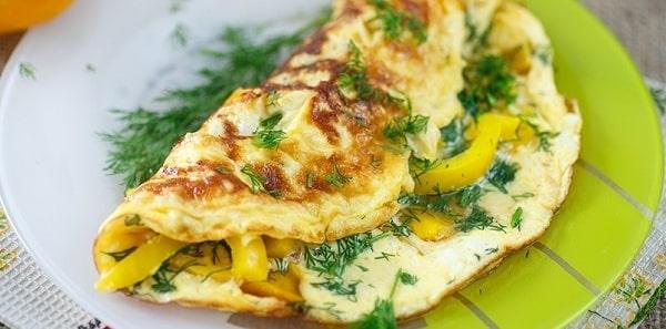 omlet s syrom 1